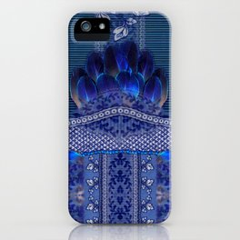 Indigo Fetish iPhone Case