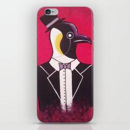 The Penguin iPhone Skin