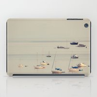 boats iPad Cases featuring Boats by Amelia Kay Photography