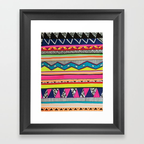 GHHORIZONTAL Framed Art Print