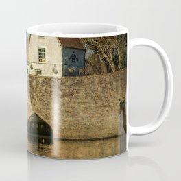 The Bridge At Abingdon Coffee Mug