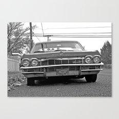 '65 Impala Canvas Print