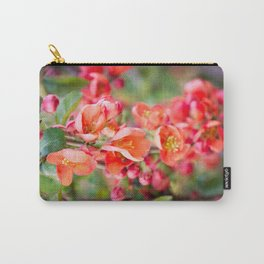 Quince blossom Carry-All Pouch