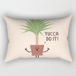 Yucca Do It Rectangular Pillow