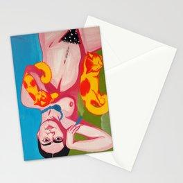 Frida's Flowers Stationery Cards