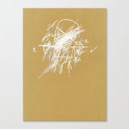 crossing 7 Canvas Print