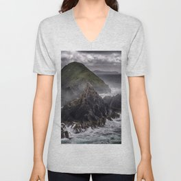 Dingle Peninsula Unisex V-Neck