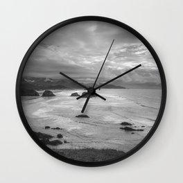 Clatsop - Oregon Coast Wall Clock