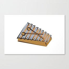 xylophone Canvas Print