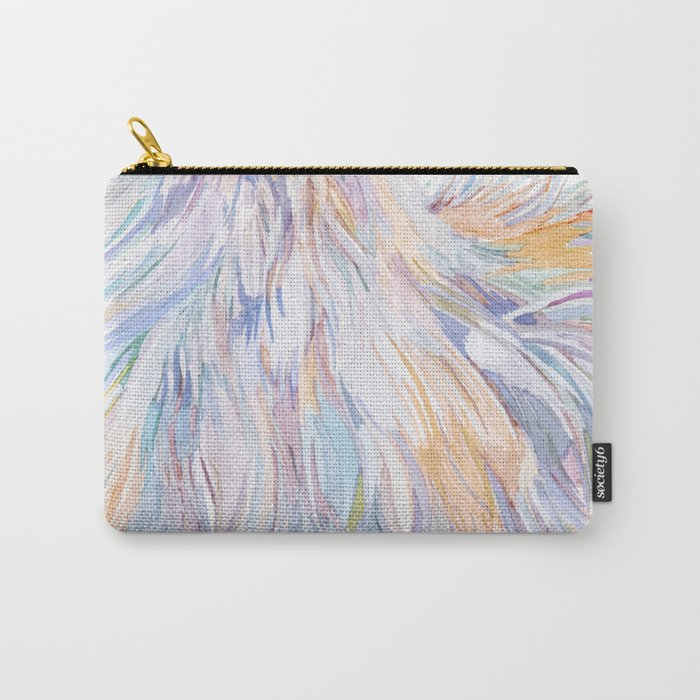 Silkie Chicken - Toto Carry-All Pouch