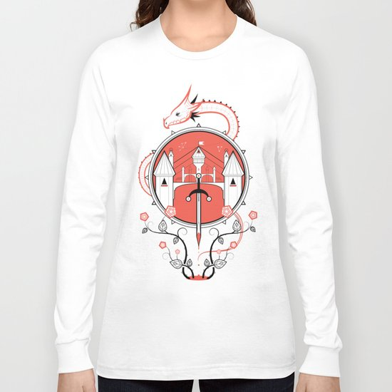 A Legend of Blood Long Sleeve T-shirt