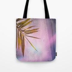 PinkPalm Tote Bag