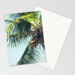 Palm Whispers Stationery Cards