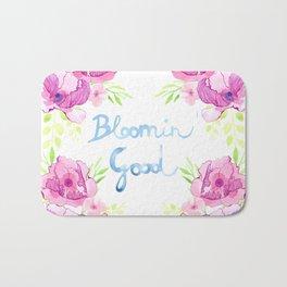 Bloomin' Good Bath Mat
