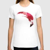 flamingo T-shirts featuring Flamingo by KUI29