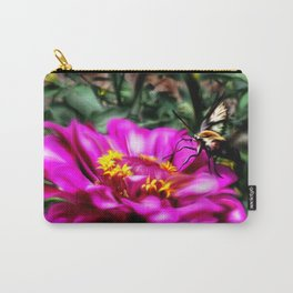 Snowberry Clearwing Carry-All Pouch