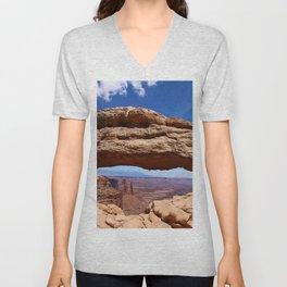 Mesa Arch View Unisex V-Neck