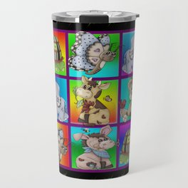 The Animal All Stars Travel Mug