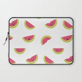 Neck Gaiter Kawaii Watermeloon Neck Gator Laptop Sleeve