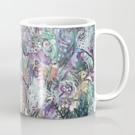 Psychedelic Positive Notes Mini Coffee Mug