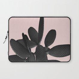 Black Blush Cactus #2 #plant #decor #art #society6 Laptop Sleeve