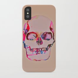 Skulled iPhone Case