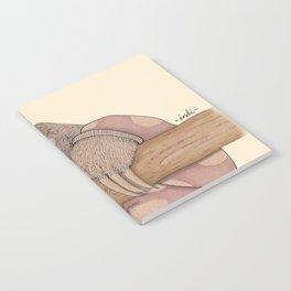Slothy Notebook