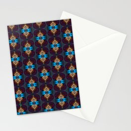 Royal Blue 1 Stationery Cards