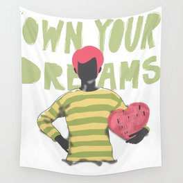 Ownership Wall Tapestry