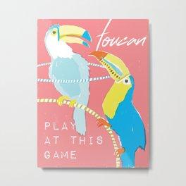 Toucan Metal Print