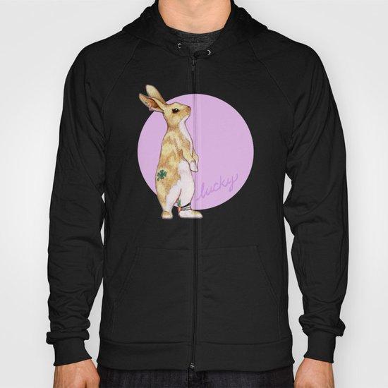 Lucky Bunny Hoody