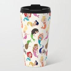 Baby Mermaids Travel Mug
