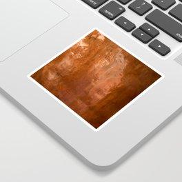 copper Sticker