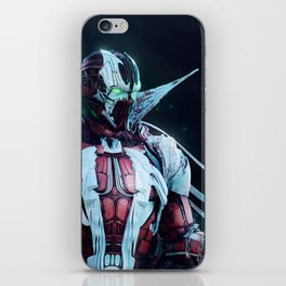 Spawn Vertical2 iPhone Skin