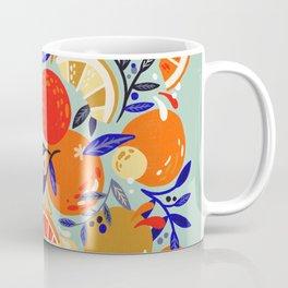 Fresh Citrus Mesh – Mint Coffee Mug