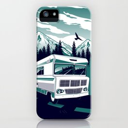 rv there yet? iPhone Case