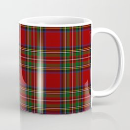 The Royal Stewart Tartan Coffee Mug