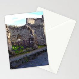 Pompeii Ancient Dwelling - 2 Stationery Cards
