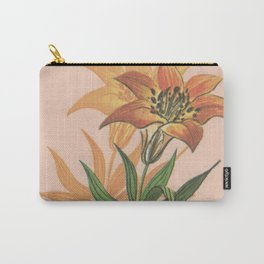 Provincial Flowers - Saskatchewan Carry-All Pouch