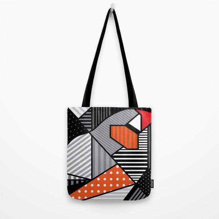 zebra finches Tote Bag