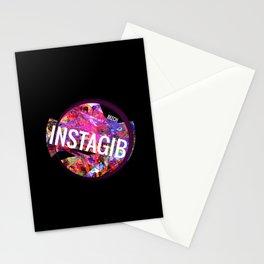 INSTAGIB Album Cover Stationery Cards