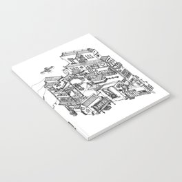 一番街 • Ichibangai Notebook