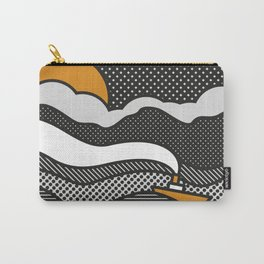 Stormy night at sea Carry-All Pouch
