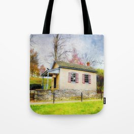 The Quart House Tote Bag