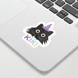 Kiki Binx the Cat Sticker