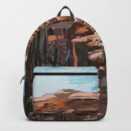 Desert Mindset - Settings Series, 2018, Foolish Studio Backpack