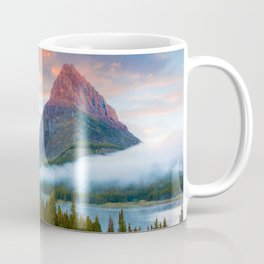 Glacier National Park Coffee Mug