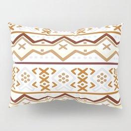 IMPROVED Mopti Motif Pillow Sham