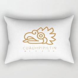 Cuāuhpipiltin Rectangular Pillow