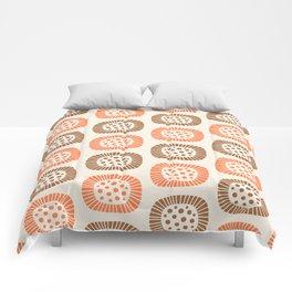 Atomic Sunburst 7 Comforters